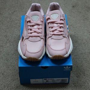 Pink Women's Adidas Falcon 🦅